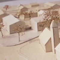Modell: Architekten Gaigl, Gemeinde Pliening